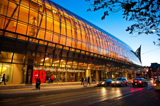 The Art Gallery of Ontario