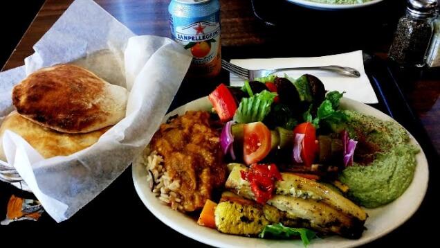Aladdin's Mediterranean Cuisine houston