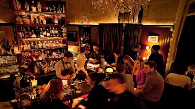 Morning Bar copenhagen