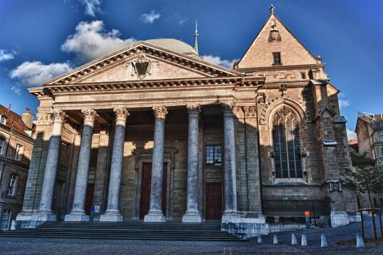 Cathédrale St. Pierre