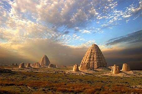 Western Xià Tombs