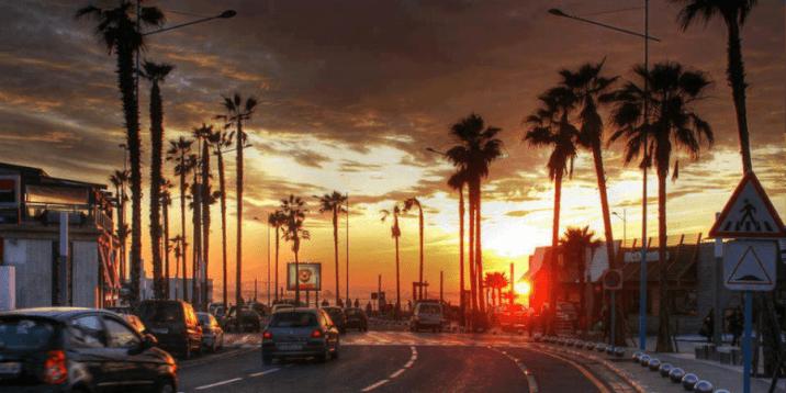 Layover Casablanca- Ain Diab