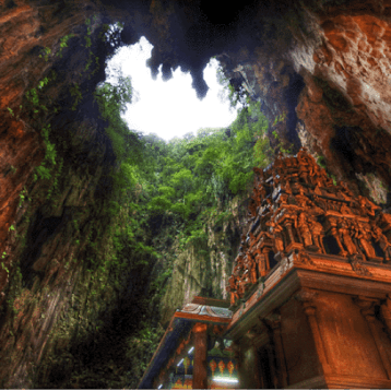 Batu Caves - WOC layover tips