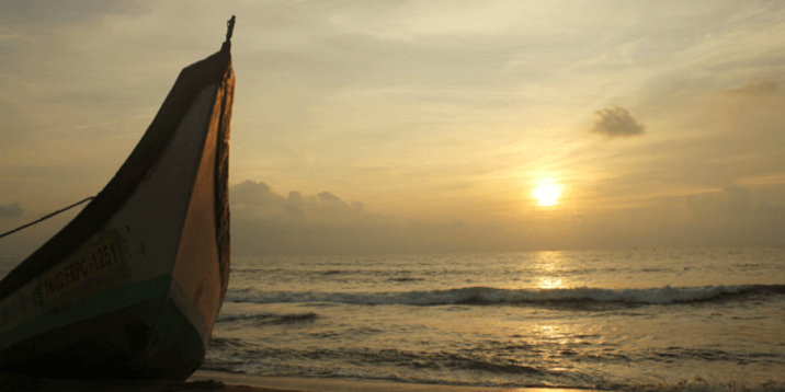Besant-Nagar-Beach - WOC layover tips