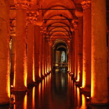 The Basicila Cistern, Istanbul