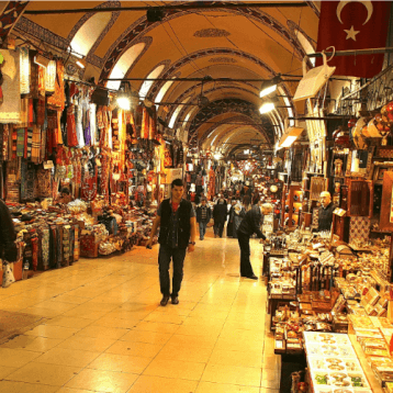 Layover in Instanbul The Grand Bazaar