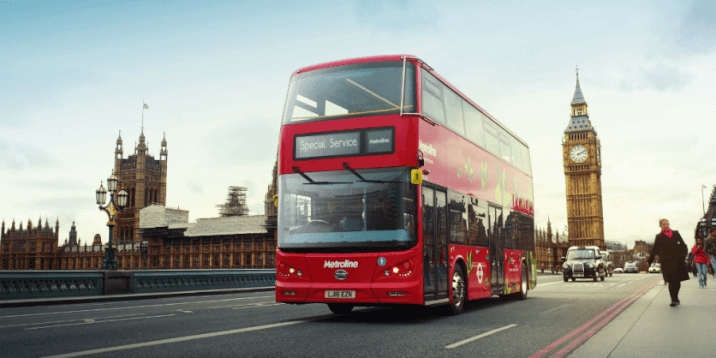 red buses london, public transport and the oyster card