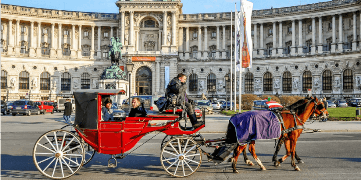 things to do in vienna- layover in vienna- hofburg