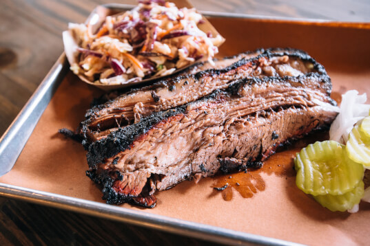 BBQ of Pecan Lodge