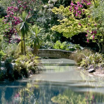 Christchurch_Botanic_Garden - WOC layover tips