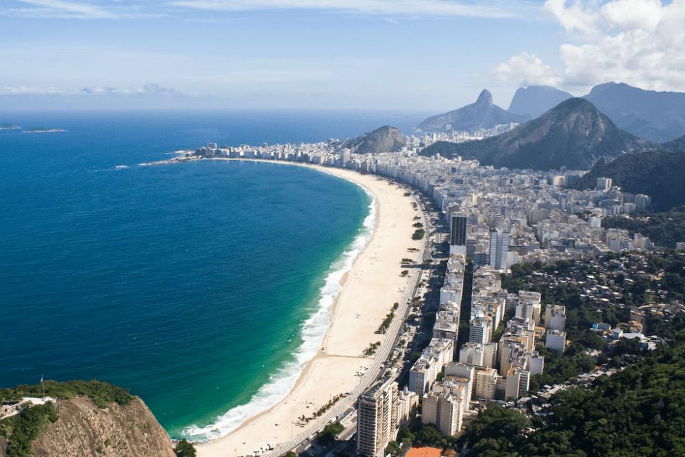 Copacabana - WOC layover tips