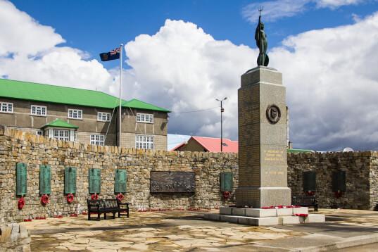 Falkland Islands War Memorial