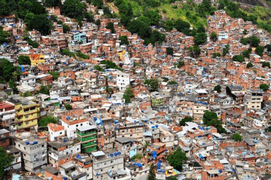 Favela tour - WOC layover tips