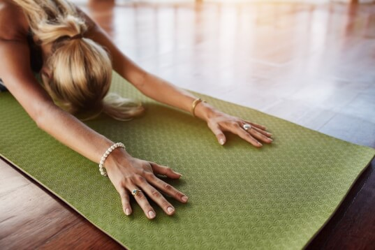 Pack A Yoga Mat