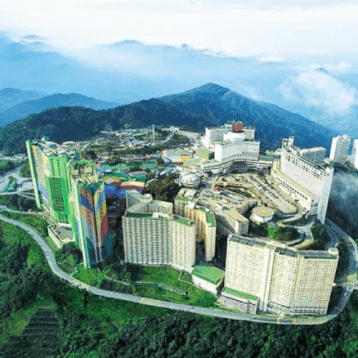 Genting- WOC layover tips