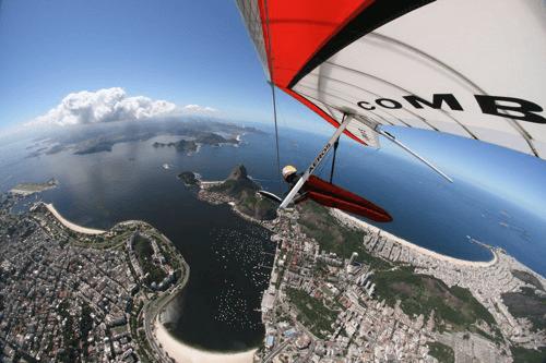 Hang gliding - WOC layover tips