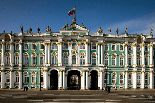 Hermitage and Winter Palace- WOC layover tips