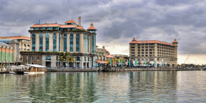 Mauritius Layover- Le Caudan Waterfront Port Louis