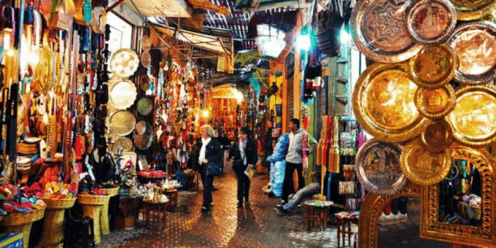 Layover Casablanca- morocco Markets