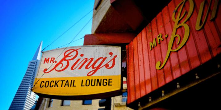 San Francisco Layover - Mr Bings
