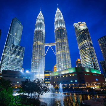 Petronas Towers - WOC layover tips.