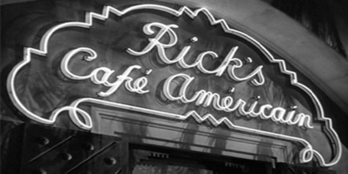 Layover Casablanca- Rick's Cafe