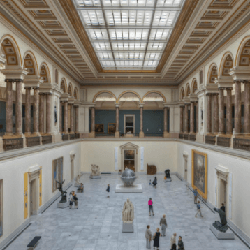 Royal Museums of Fine Arts of Belgium - WOC layover tips