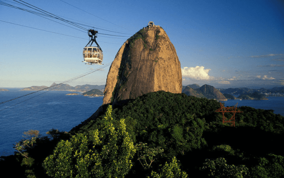 Sugarloaf mountain - WOC layover tips