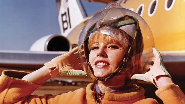 The bubble helmet by pucci