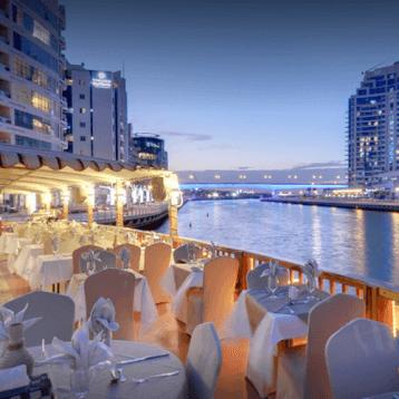WOC Premium: Alexandra Floating Restaurant