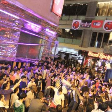 Nightlife in Hong Kong