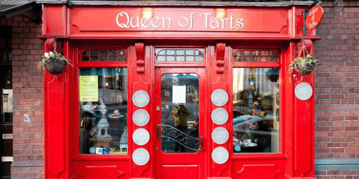 layover in dublin- queen of tarts