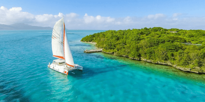 Mauritius Layover tips-Catamaran Cruise