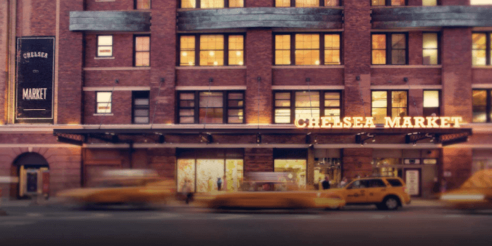 Travel Tips New York - Chelsea Market