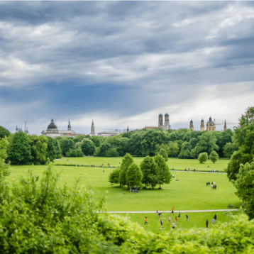 englischer Garten - WOC layover tips