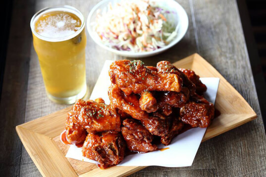 Han Chu Korean Fried Chicken & Beer