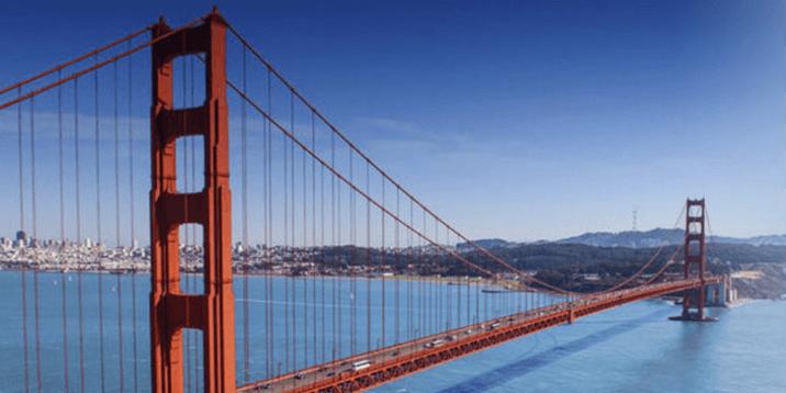San Francisco Layover-Golden Gate