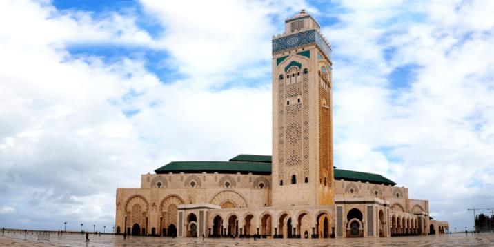 Layover Casablanca- Hassan II mosque