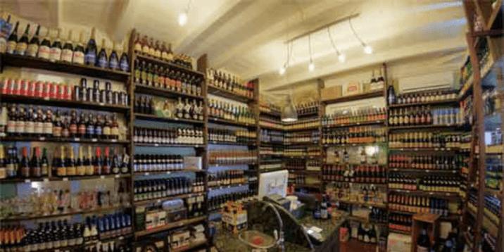 Mauritius Layover - Lambic shop