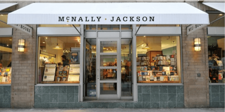 Travel Tips New York -Mcnally Jackson