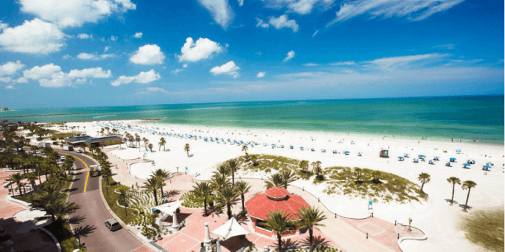 Orlando Layover - Tampa Beach
